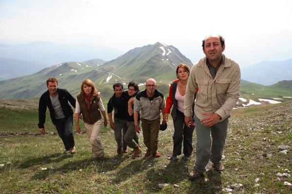 Bild Anne Marivin, Arnaud Henriet, Bruno Solo, Jean-Noël Brouté, Kad Merad