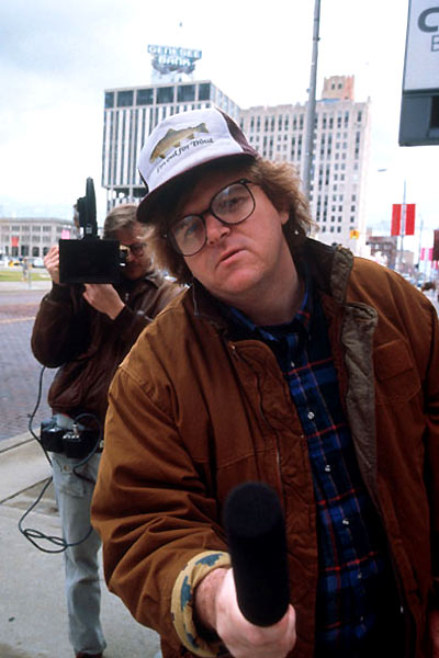 Roger und ich : Bild Michael Moore