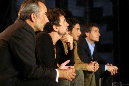 Bild Antoine Duléry, Laurent Olmedo, Olivier Marchal, Stéphan Guérin-Tillié
