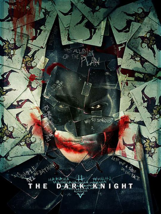 The Dark Knight : Kinoposter
