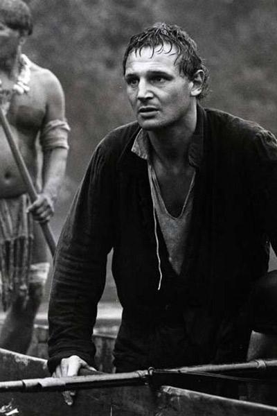 Mission : Bild Liam Neeson, Roland Joffé