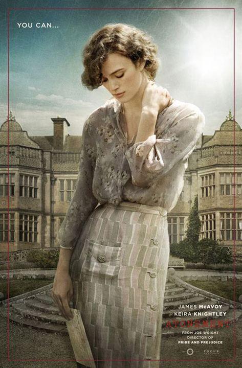Abbitte : Kinoposter Keira Knightley