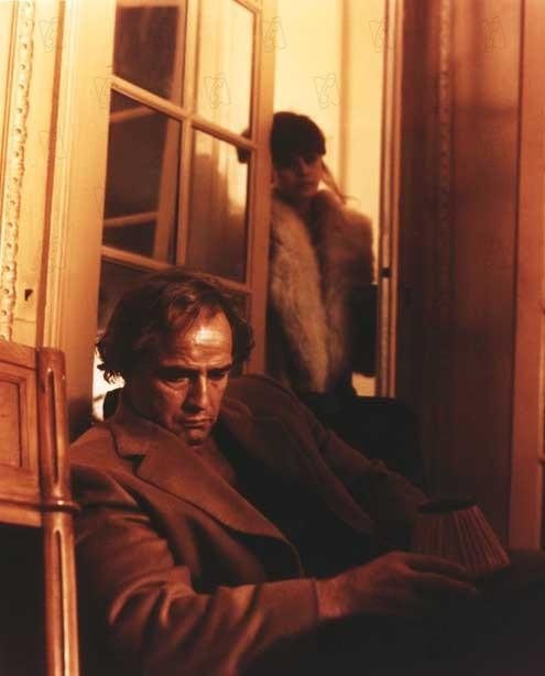 Der letzte Tango in Paris: Marlon Brando, Bernardo Bertolucci, Maria Schneider