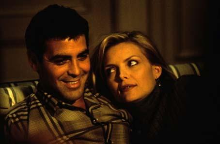 Tage wie dieser : Bild George Clooney, Michael Hoffman, Michelle Pfeiffer