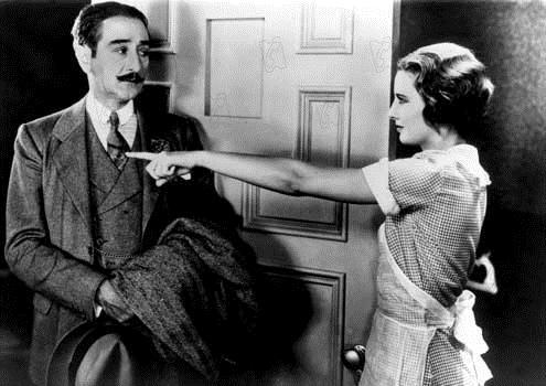 Forbidden : Bild Adolphe Menjou, Frank Capra