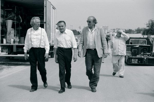 I Always Wanted to Be a Gangster : Bild Jean Rochefort, Jean-Pierre Kalfon, Roger Dumas, Roger Dumas (II), Venantino Venantini