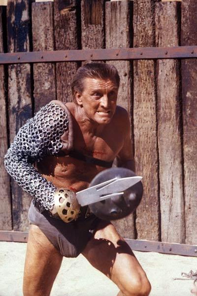 Spartacus : Bild Kirk Douglas, Stanley Kubrick