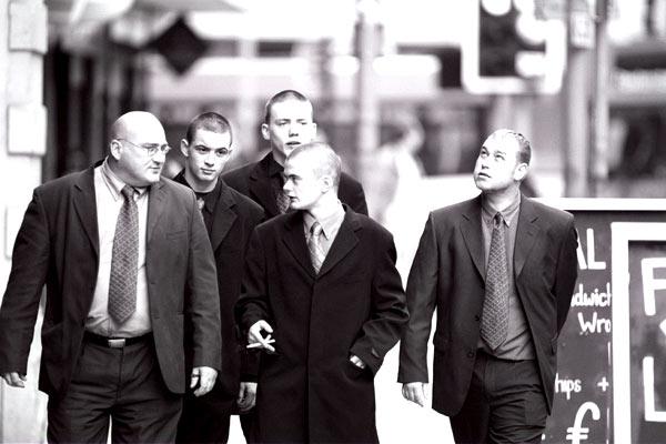 A Very British Gangster : Bild Dominic Noonan, Donal MacIntyre