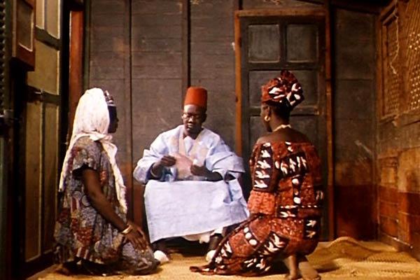 Die Überweisung : Bild Ousmane Sembene
