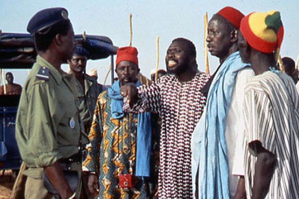 Guelwaar : Bild Ousmane Sembene