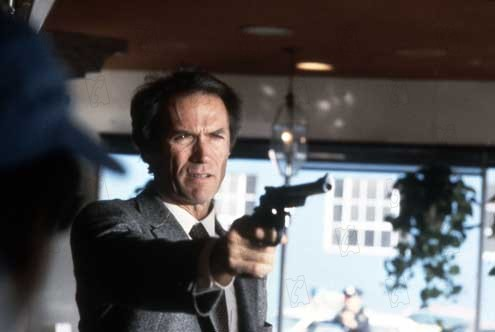 Dirty Harry kommt zurück : Bild Clint Eastwood