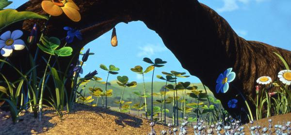 Das große Krabbeln : Bild Andrew Stanton