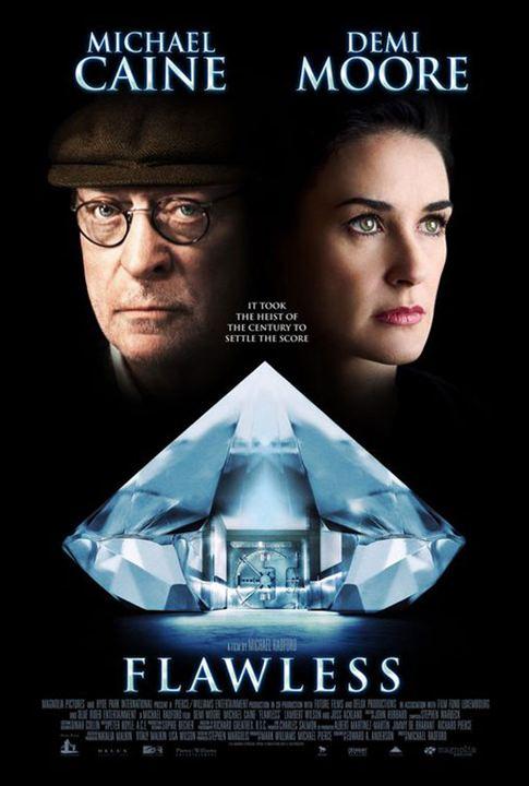 Flawless - Ein tadelloses Verbrechen : Kinoposter