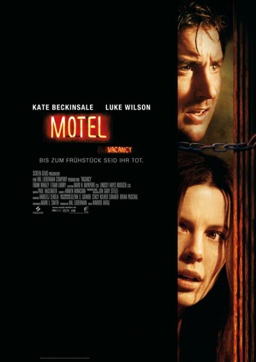 Motel : poster