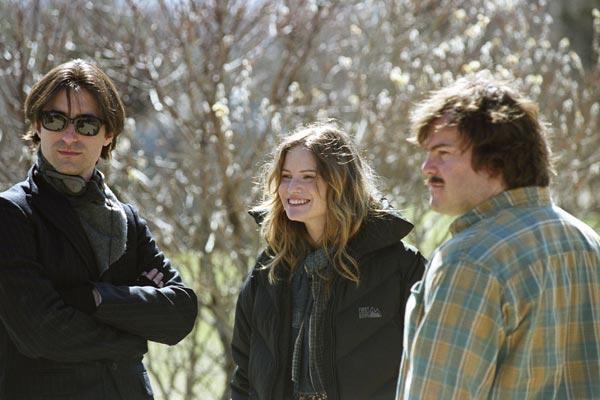 Margot und die Hochzeit: Jack Black, Jennifer Jason Leigh, Noah Baumbach