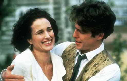 Bild Zu Hugh Grant Vier Hochzeiten Und Ein Todesfall Bild Andie