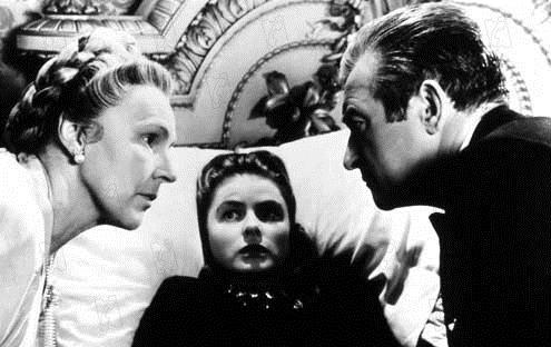 Berüchtigt : Bild Claude Rains, Ingrid Bergman, Leopoldine Konstantin