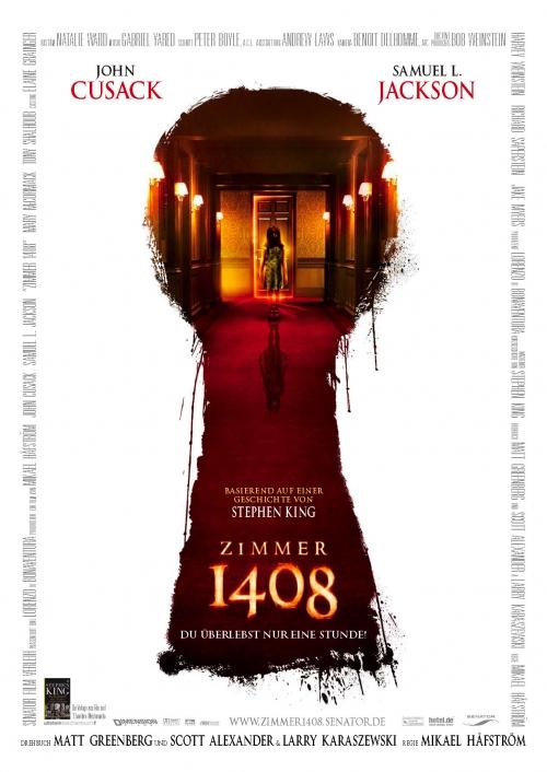poster zum zimmer 1408 bild 1
