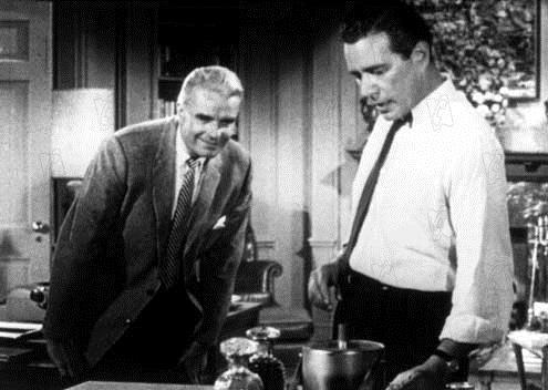 Alfred Hitchcock präsentiert : Bild John Forsythe, Kent Smith