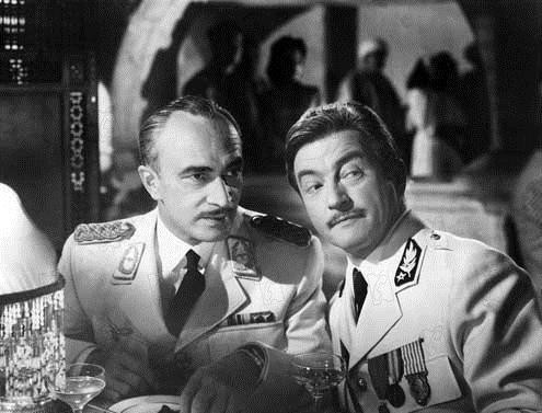 Casablanca : Bild Claude Rains, Conrad Veidt, Michael Curtiz