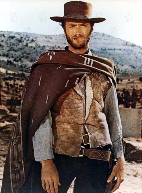 Zwei glorreiche Halunken : Bild Clint Eastwood, Sergio Leone