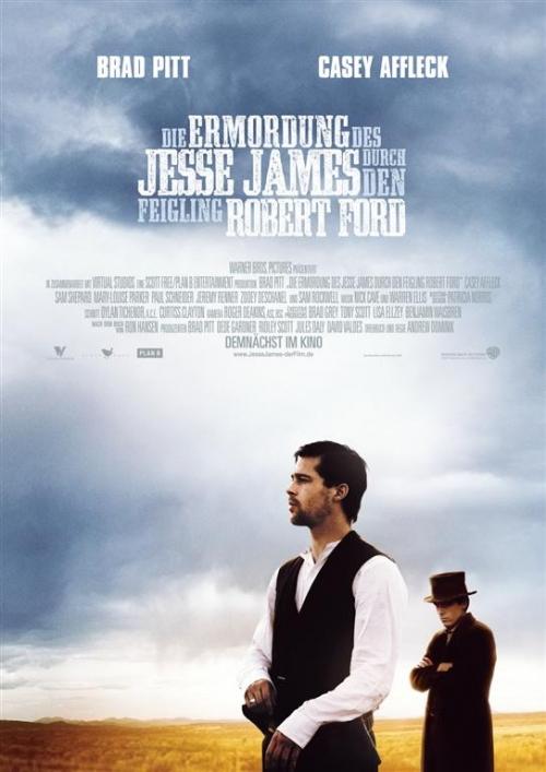 Die Ermordung des Jesse James durch den Feigling Robert Ford : poster