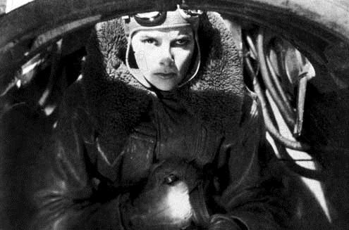 Bild Dorothy Arzner, Katharine Hepburn