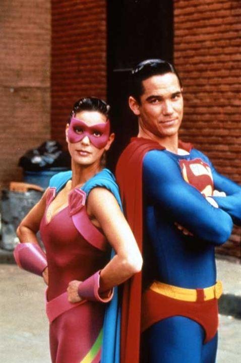 Superman - Die Abenteuer von Lois & Clark : Bild Dean Cain, Teri Hatcher