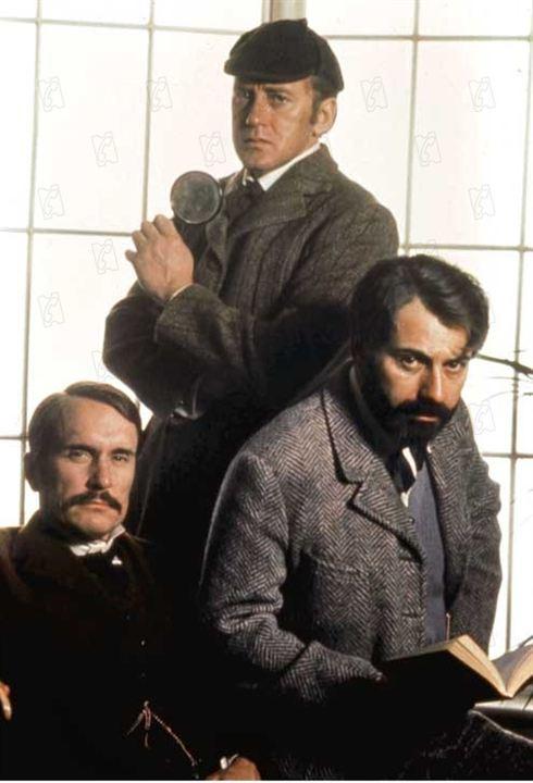 Kein Koks für Sherlock Holmes: Herbert Ross, Robert Duvall, Alan Arkin