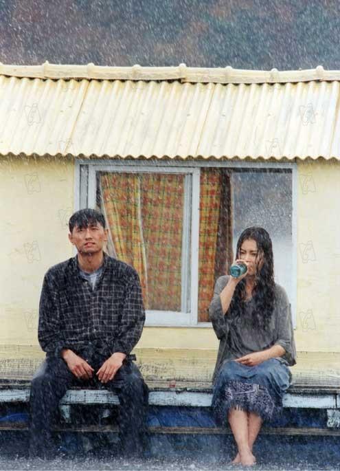Seom - Die Insel : Bild Kim Ki-duk, Suh Jung