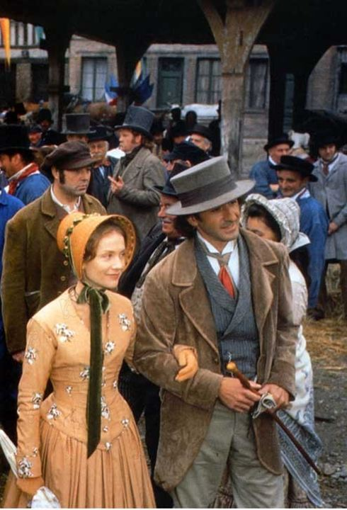 Madame Bovary: Isabelle Huppert, Christophe Malavoy, Claude Chabrol