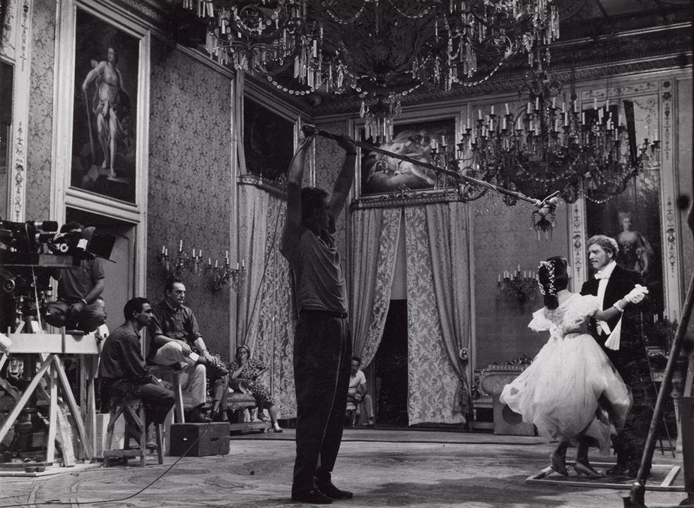 Der Leopard : Bild Burt Lancaster, Claudia Cardinale, Luchino Visconti