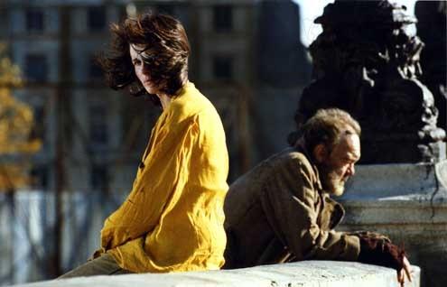 Die Liebenden von Pont-Neuf : Bild Juliette Binoche