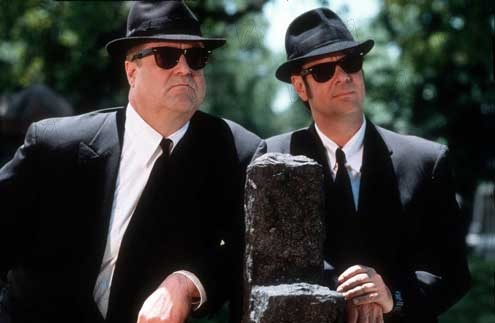 Blues Brothers 2000 : Bild Dan Aykroyd, John Goodman