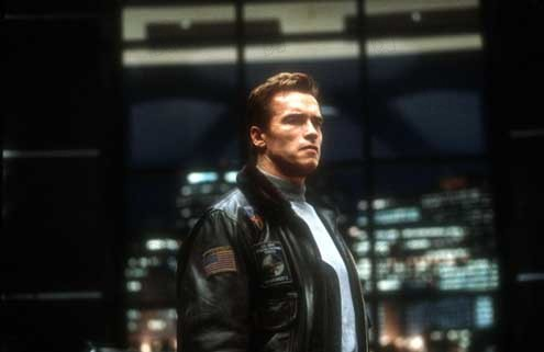 The 6th Day : Bild Arnold Schwarzenegger, Roger Spottiswoode