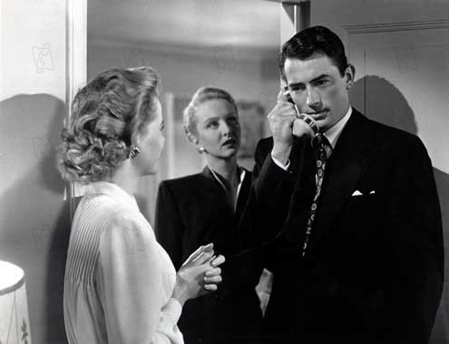 Tabu der Gerechten : Bild Dorothy McGuire, Elia Kazan, Gregory Peck