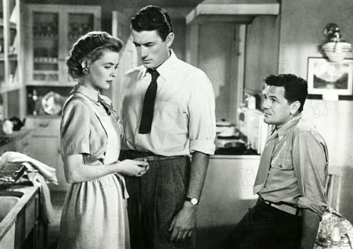 Tabu der Gerechten : Bild Dorothy McGuire, Elia Kazan, Gregory Peck, John Garfield