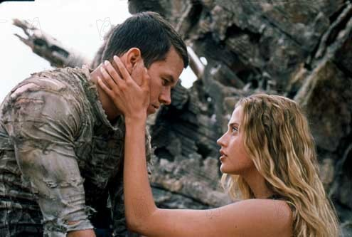 Planet der Affen : Bild Estella Warren, Mark Wahlberg