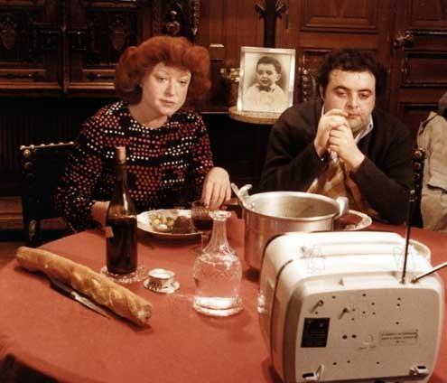 Ein Mann sucht eine Frau : Bild Jacques Villeret, Régine