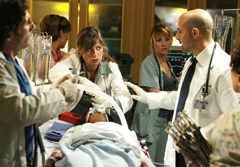 Emergency Room - Die Notaufnahme : Bild Linda Cardellini, Maura Tierney, Stanley Tucci