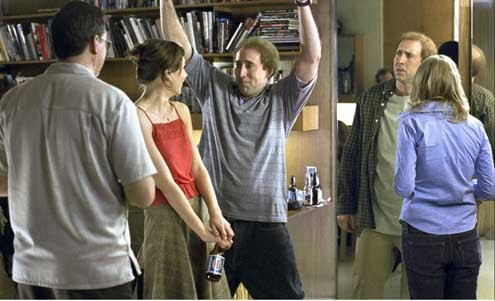 Adaption. : Bild Nicolas Cage, Spike Jonze