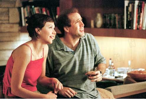 Adaption. : Bild Maggie Gyllenhaal, Nicolas Cage, Spike Jonze