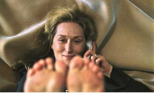 Adaption. : Bild Meryl Streep, Spike Jonze