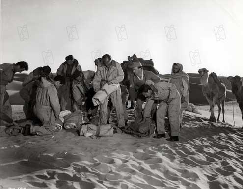 Bitter war der Sieg : Bild Nicholas Ray