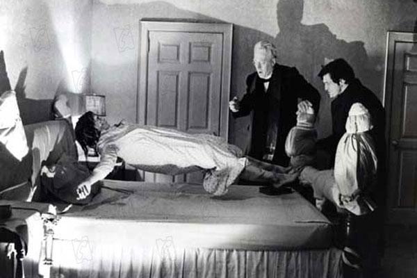 Der Exorzist : Bild Jason Miller, Linda Blair, Max von Sydow