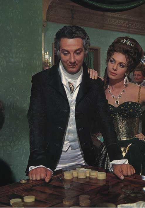 Lady Hamilton - Zwischen Schmach und Liebe : Bild Christian-Jaque, Michèle Mercier