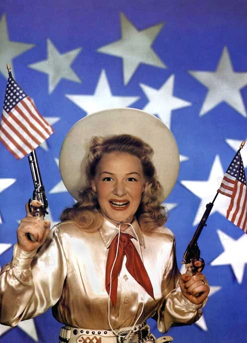 Annie Get Your Gun : Bild Betty Hutton, George Sidney