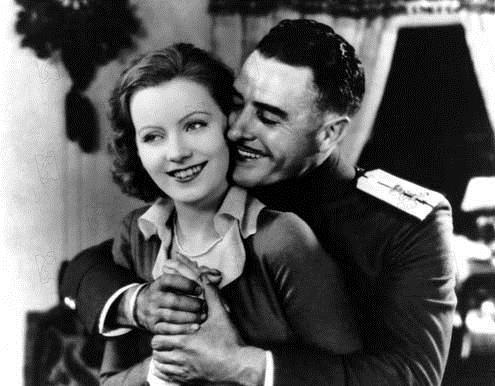 Bild Edmund Goulding, Greta Garbo, John Gilbert
