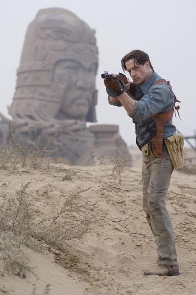 Die Mumie - Das Grabmal des Drachenkaisers: Brendan Fraser, Rob Cohen