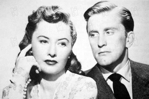 Seltsame Liebe der Martha Ivers : Bild Barbara Stanwyck, Kirk Douglas, Lewis Milestone